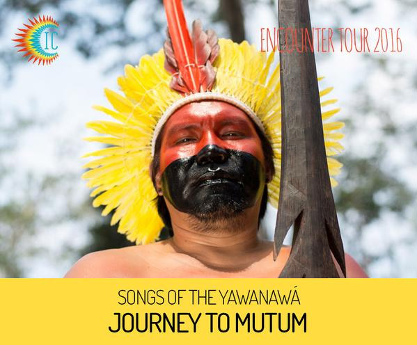 Songs of the Yawanawa - Journey to Mutum (mp3)